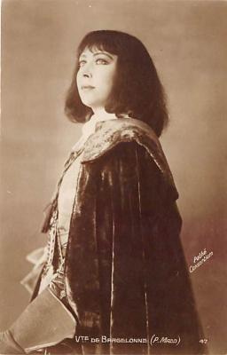 the213150 - Theater Actor / Actress Old Vintage Antique Postcard Post Card, Postales, Postkaarten, Kartpostal, Cartes, Postkarte, Ansichtskarte