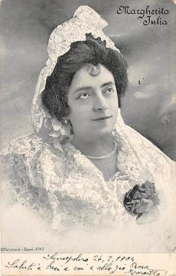 the213157 - Theater Actor / Actress Old Vintage Antique Postcard Post Card, Postales, Postkaarten, Kartpostal, Cartes, Postkarte, Ansichtskarte