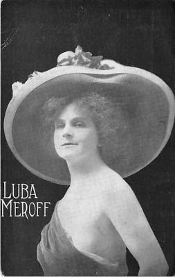 the213167 - Theater Actor / Actress Old Vintage Antique Postcard Post Card, Postales, Postkaarten, Kartpostal, Cartes, Postkarte, Ansichtskarte