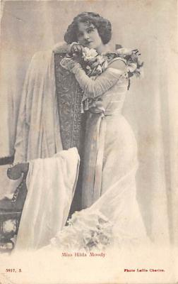 the213170 - Theater Actor / Actress Old Vintage Antique Postcard Post Card, Postales, Postkaarten, Kartpostal, Cartes, Postkarte, Ansichtskarte