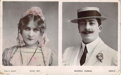the213243 - Theater Actor / Actress Old Vintage Antique Postcard Post Card, Postales, Postkaarten, Kartpostal, Cartes, Postkarte, Ansichtskarte