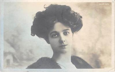 the213251 - Theater Actor / Actress Old Vintage Antique Postcard Post Card, Postales, Postkaarten, Kartpostal, Cartes, Postkarte, Ansichtskarte