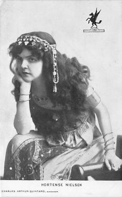 the214011 - Theater Actor / Actress Old Vintage Antique Postcard Post Card, Postales, Postkaarten, Kartpostal, Cartes, Postkarte, Ansichtskarte