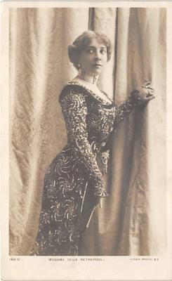 the214013 - Theater Actor / Actress Old Vintage Antique Postcard Post Card, Postales, Postkaarten, Kartpostal, Cartes, Postkarte, Ansichtskarte