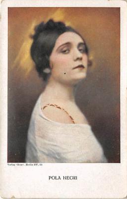 the214022 - Theater Actor / Actress Old Vintage Antique Postcard Post Card, Postales, Postkaarten, Kartpostal, Cartes, Postkarte, Ansichtskarte