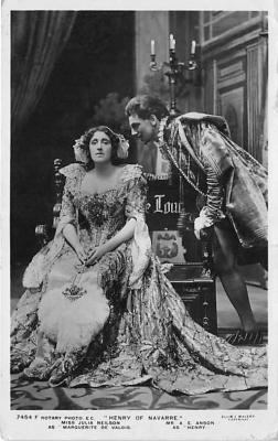 the214028 - Theater Actor / Actress Old Vintage Antique Postcard Post Card, Postales, Postkaarten, Kartpostal, Cartes, Postkarte, Ansichtskarte