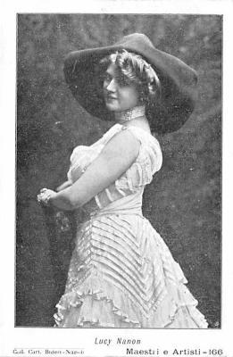 the214048 - Theater Actor / Actress Old Vintage Antique Postcard Post Card, Postales, Postkaarten, Kartpostal, Cartes, Postkarte, Ansichtskarte