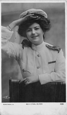the215046 - Theater Actor / Actress Old Vintage Antique Postcard Post Card, Postales, Postkaarten, Kartpostal, Cartes, Postkarte, Ansichtskarte
