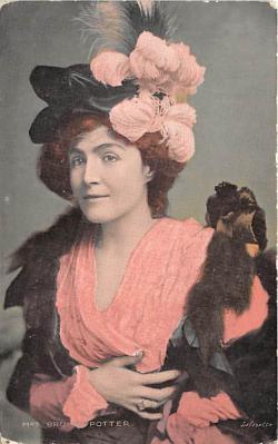 the216020 - Theater Actor / Actress Old Vintage Antique Postcard Post Card, Postales, Postkaarten, Kartpostal, Cartes, Postkarte, Ansichtskarte