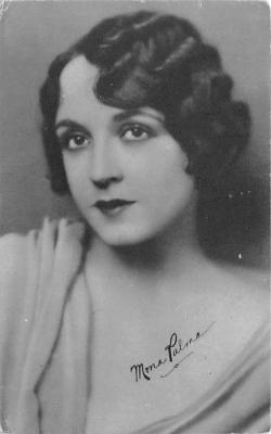 the216022 - Theater Actor / Actress Old Vintage Antique Postcard Post Card, Postales, Postkaarten, Kartpostal, Cartes, Postkarte, Ansichtskarte