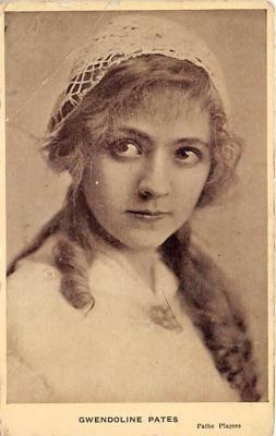 the216083 - Theater Actor / Actress Old Vintage Antique Postcard Post Card, Postales, Postkaarten, Kartpostal, Cartes, Postkarte, Ansichtskarte