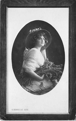 the218024 - Theater Actor / Actress Old Vintage Antique Postcard Post Card, Postales, Postkaarten, Kartpostal, Cartes, Postkarte, Ansichtskarte
