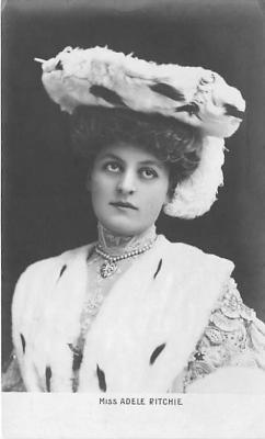 the218045 - Theater Actor / Actress Old Vintage Antique Postcard Post Card, Postales, Postkaarten, Kartpostal, Cartes, Postkarte, Ansichtskarte