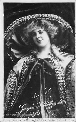 the218058 - Theater Actor / Actress Old Vintage Antique Postcard Post Card, Postales, Postkaarten, Kartpostal, Cartes, Postkarte, Ansichtskarte