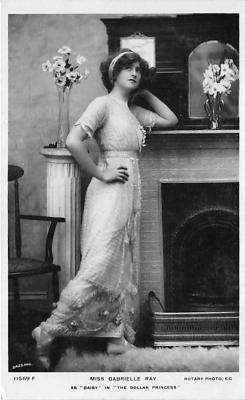the218075 - Theater Actor / Actress Old Vintage Antique Postcard Post Card, Postales, Postkaarten, Kartpostal, Cartes, Postkarte, Ansichtskarte