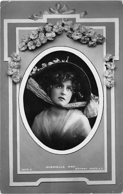 the218096 - Theater Actor / Actress Old Vintage Antique Postcard Post Card, Postales, Postkaarten, Kartpostal, Cartes, Postkarte, Ansichtskarte