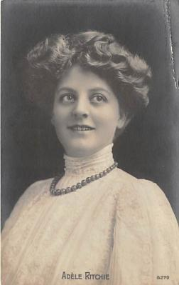 the218102 - Theater Actor / Actress Old Vintage Antique Postcard Post Card, Postales, Postkaarten, Kartpostal, Cartes, Postkarte, Ansichtskarte