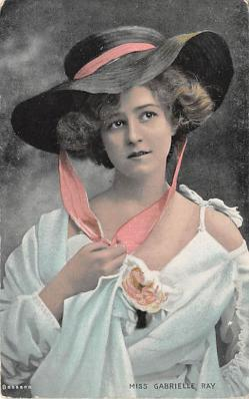 the218109 - Theater Actor / Actress Old Vintage Antique Postcard Post Card, Postales, Postkaarten, Kartpostal, Cartes, Postkarte, Ansichtskarte
