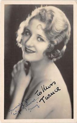 the218111 - Theater Actor / Actress Old Vintage Antique Postcard Post Card, Postales, Postkaarten, Kartpostal, Cartes, Postkarte, Ansichtskarte