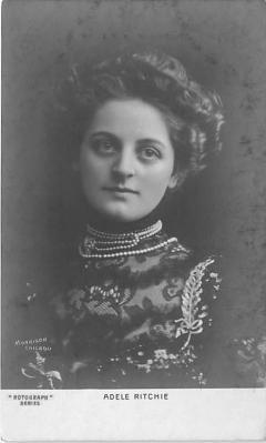 the218121 - Theater Actor / Actress Old Vintage Antique Postcard Post Card, Postales, Postkaarten, Kartpostal, Cartes, Postkarte, Ansichtskarte