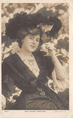 the218145 - Theater Actor / Actress Old Vintage Antique Postcard Post Card, Postales, Postkaarten, Kartpostal, Cartes, Postkarte, Ansichtskarte