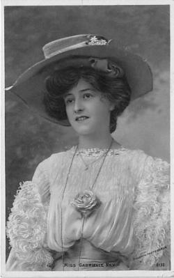 the218152 - Theater Actor / Actress Old Vintage Antique Postcard Post Card, Postales, Postkaarten, Kartpostal, Cartes, Postkarte, Ansichtskarte
