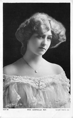 the218167 - Theater Actor / Actress Old Vintage Antique Postcard Post Card, Postales, Postkaarten, Kartpostal, Cartes, Postkarte, Ansichtskarte