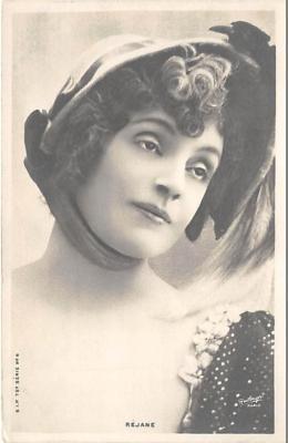 the218171 - Theater Actor / Actress Old Vintage Antique Postcard Post Card, Postales, Postkaarten, Kartpostal, Cartes, Postkarte, Ansichtskarte