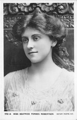 the218190 - Theater Actor / Actress Old Vintage Antique Postcard Post Card, Postales, Postkaarten, Kartpostal, Cartes, Postkarte, Ansichtskarte