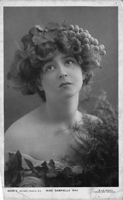 the218228 - Theater Actor / Actress Old Vintage Antique Postcard Post Card, Postales, Postkaarten, Kartpostal, Cartes, Postkarte, Ansichtskarte