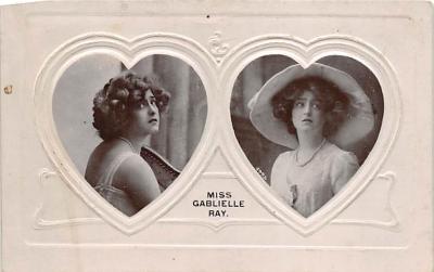 the218252 - Theater Actor / Actress Old Vintage Antique Postcard Post Card, Postales, Postkaarten, Kartpostal, Cartes, Postkarte, Ansichtskarte