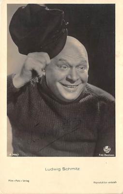 the219017 - Theater Actor / Actress Old Vintage Antique Postcard Post Card, Postales, Postkaarten, Kartpostal, Cartes, Postkarte, Ansichtskarte