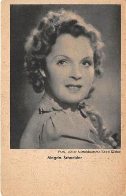 the219025 - Theater Actor / Actress Old Vintage Antique Postcard Post Card, Postales, Postkaarten, Kartpostal, Cartes, Postkarte, Ansichtskarte