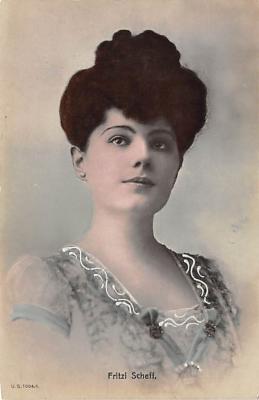 the219026 - Theater Actor / Actress Old Vintage Antique Postcard Post Card, Postales, Postkaarten, Kartpostal, Cartes, Postkarte, Ansichtskarte