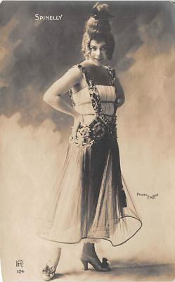the219035 - Theater Actor / Actress Old Vintage Antique Postcard Post Card, Postales, Postkaarten, Kartpostal, Cartes, Postkarte, Ansichtskarte