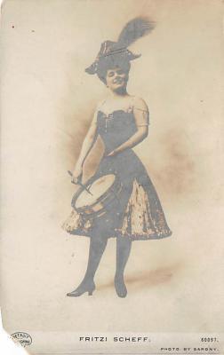 the219039 - Theater Actor / Actress Old Vintage Antique Postcard Post Card, Postales, Postkaarten, Kartpostal, Cartes, Postkarte, Ansichtskarte