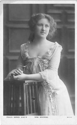 the219040 - Theater Actor / Actress Old Vintage Antique Postcard Post Card, Postales, Postkaarten, Kartpostal, Cartes, Postkarte, Ansichtskarte