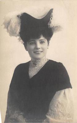 the219049 - Theater Actor / Actress Old Vintage Antique Postcard Post Card, Postales, Postkaarten, Kartpostal, Cartes, Postkarte, Ansichtskarte