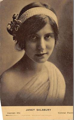 the219060 - Theater Actor / Actress Old Vintage Antique Postcard Post Card, Postales, Postkaarten, Kartpostal, Cartes, Postkarte, Ansichtskarte