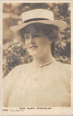 the219062 - Theater Actor / Actress Old Vintage Antique Postcard Post Card, Postales, Postkaarten, Kartpostal, Cartes, Postkarte, Ansichtskarte