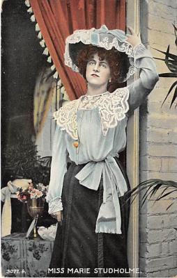 the219073 - Theater Actor / Actress Old Vintage Antique Postcard Post Card, Postales, Postkaarten, Kartpostal, Cartes, Postkarte, Ansichtskarte