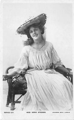 the219075 - Theater Actor / Actress Old Vintage Antique Postcard Post Card, Postales, Postkaarten, Kartpostal, Cartes, Postkarte, Ansichtskarte