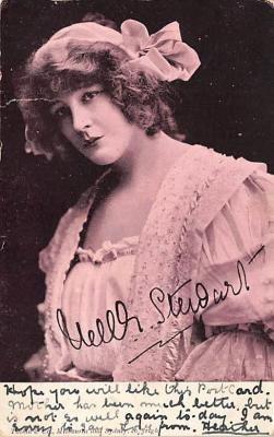 the219076 - Theater Actor / Actress Old Vintage Antique Postcard Post Card, Postales, Postkaarten, Kartpostal, Cartes, Postkarte, Ansichtskarte
