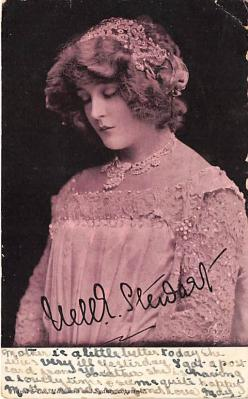 the219077 - Theater Actor / Actress Old Vintage Antique Postcard Post Card, Postales, Postkaarten, Kartpostal, Cartes, Postkarte, Ansichtskarte