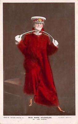 the219081 - Theater Actor / Actress Old Vintage Antique Postcard Post Card, Postales, Postkaarten, Kartpostal, Cartes, Postkarte, Ansichtskarte