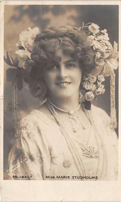 the219097 - Theater Actor / Actress Old Vintage Antique Postcard Post Card, Postales, Postkaarten, Kartpostal, Cartes, Postkarte, Ansichtskarte