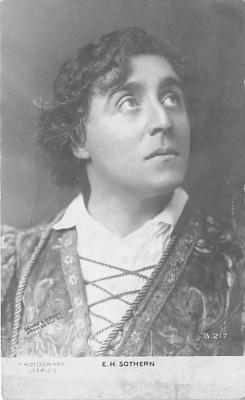 the219099 - Theater Actor / Actress Old Vintage Antique Postcard Post Card, Postales, Postkaarten, Kartpostal, Cartes, Postkarte, Ansichtskarte