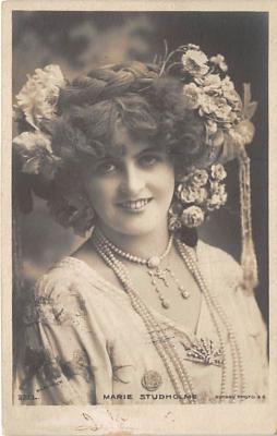the219100 - Theater Actor / Actress Old Vintage Antique Postcard Post Card, Postales, Postkaarten, Kartpostal, Cartes, Postkarte, Ansichtskarte