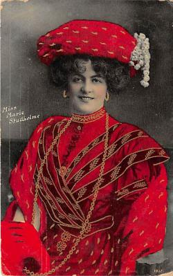 the219102 - Theater Actor / Actress Old Vintage Antique Postcard Post Card, Postales, Postkaarten, Kartpostal, Cartes, Postkarte, Ansichtskarte