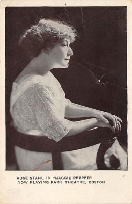 the219109 - Theater Actor / Actress Old Vintage Antique Postcard Post Card, Postales, Postkaarten, Kartpostal, Cartes, Postkarte, Ansichtskarte